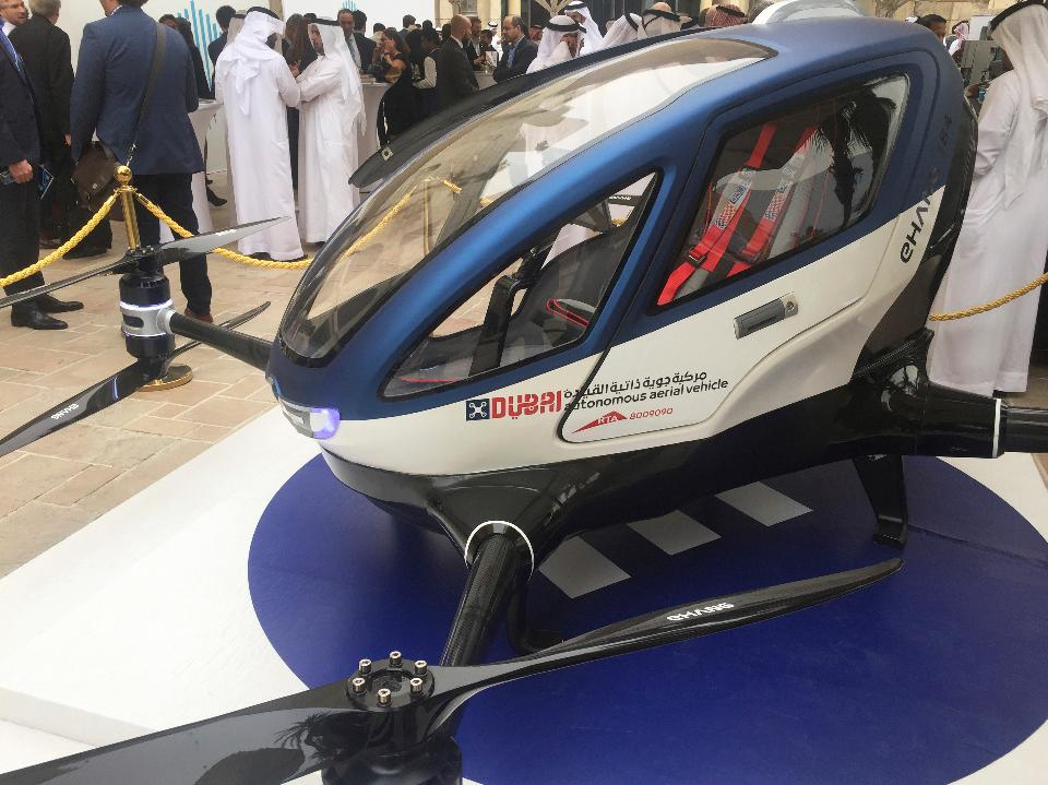 Dubai to welcome drone transport later this year