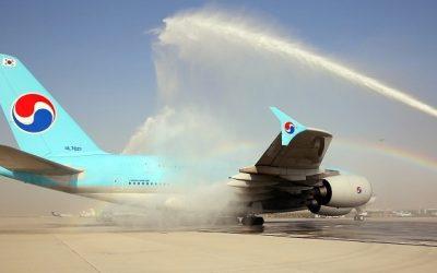 Dubai World Central welcomes first A380 flight