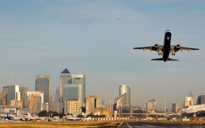 Morgan steps up as chairman at London City Airport